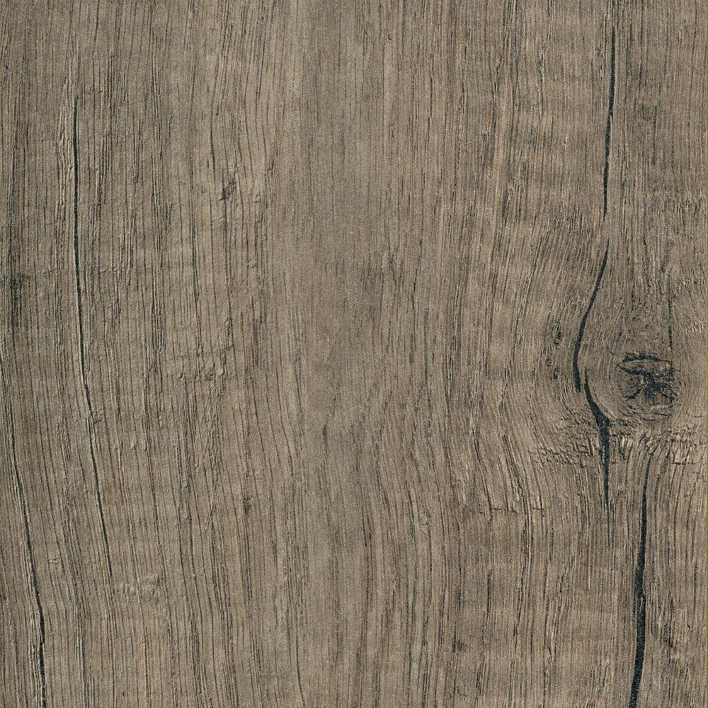 Textured Oak Carolina Laminate Flooring - 5 in. x 7 in. Take Home Sample