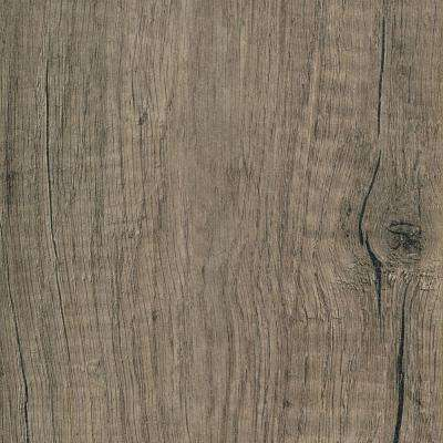 Textured Oak Carolina Laminate Flooring - 5 in. x 7 in. Take Home Sample