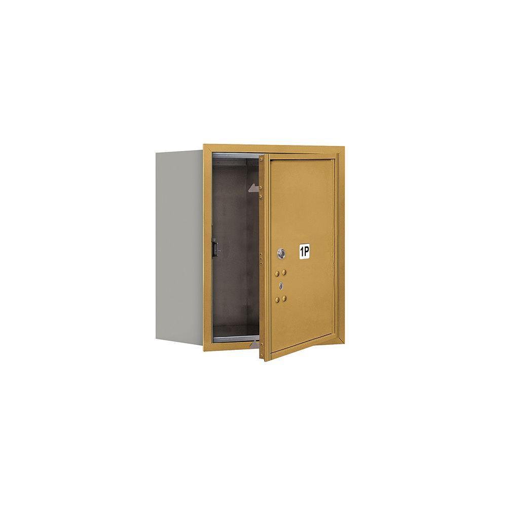 3700 Series 20 in. 5 Door High Unit Parcel Locker 1