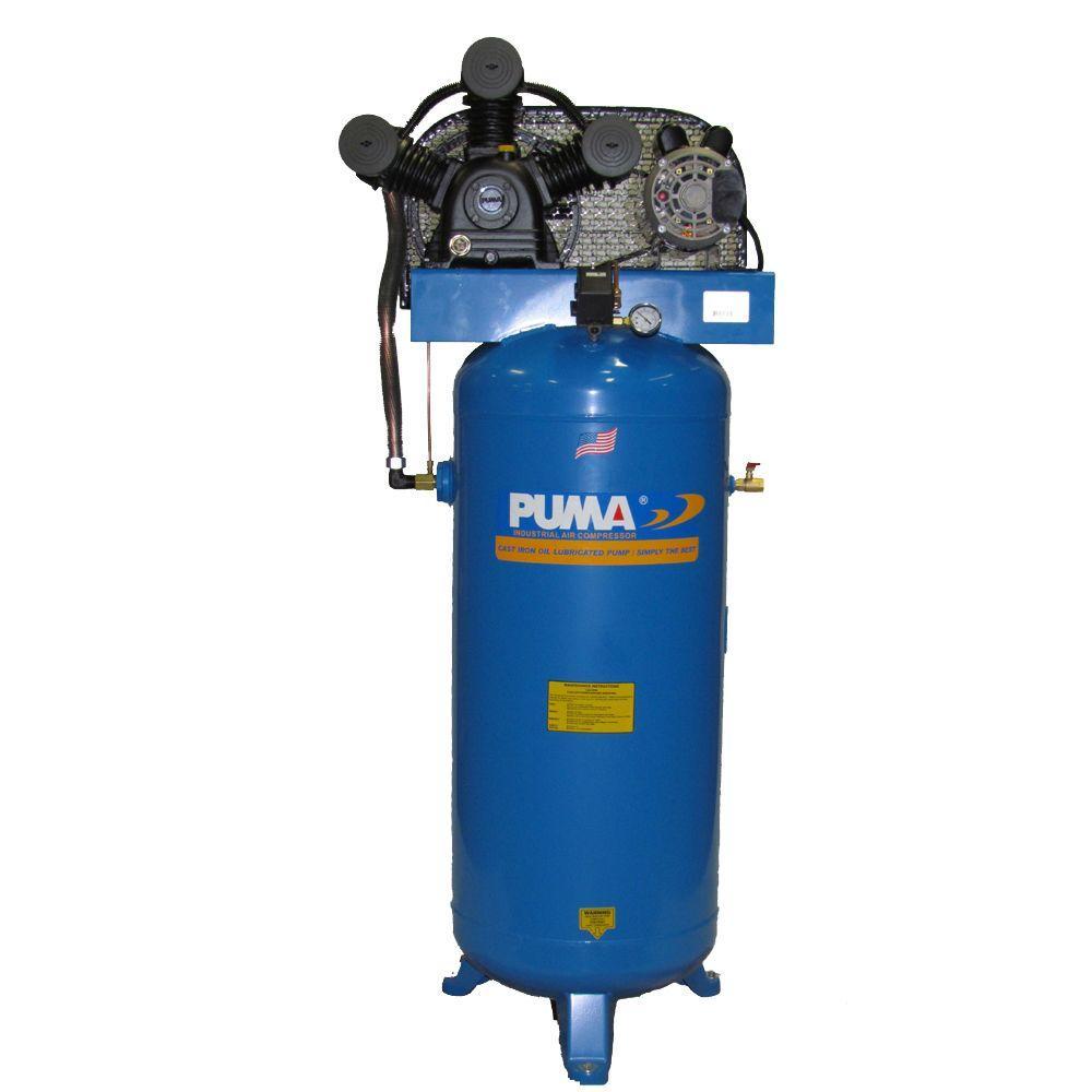 60 Gal. 6.5 HP Electric Air Compressor