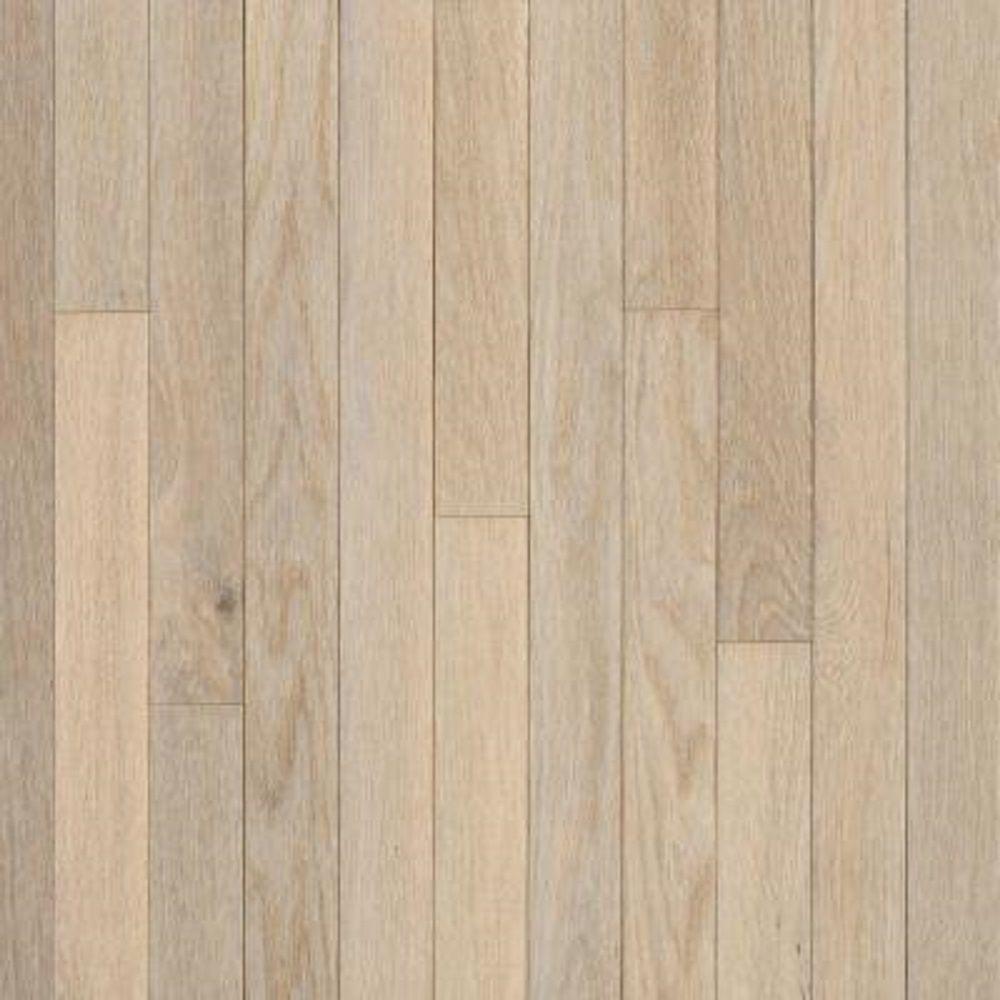 Take Home Sample - American Originals Sugar White Oak Engineered Click Lock Hardwood Flooring - 5 in. x 7 in.