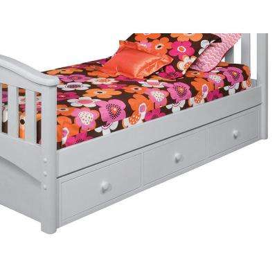 Dove Gray Pull Out Drawer