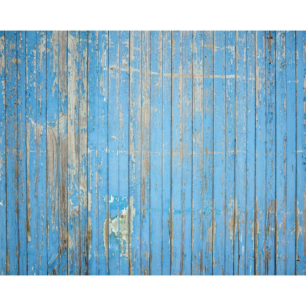 Wooden Panels Wall Mural