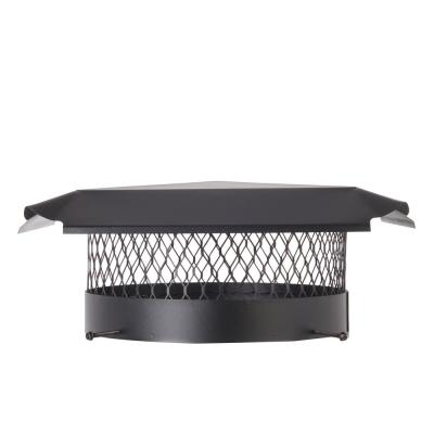 Hy-C Stainless Steel Combo Chimney Cover 13 x 13
