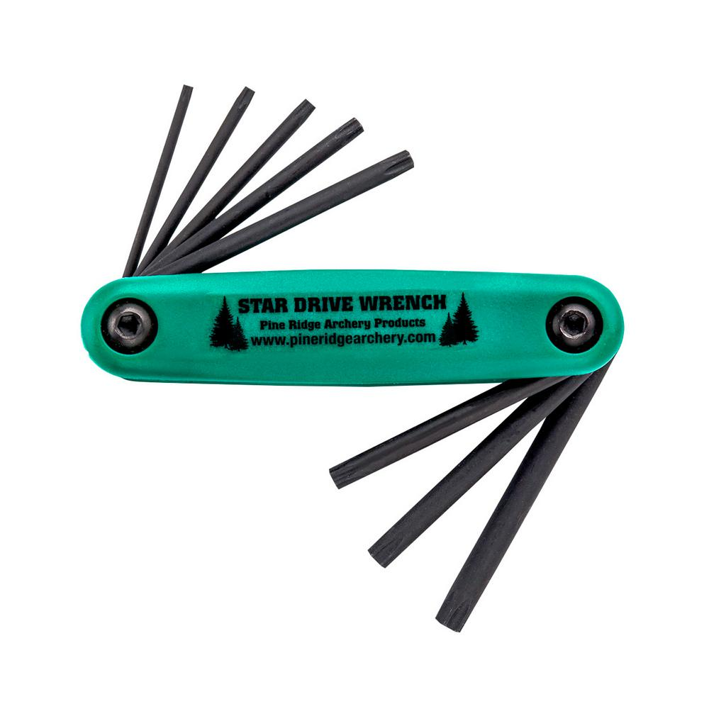 Pse Torx Wrench Set Sizes T-9 To T-40