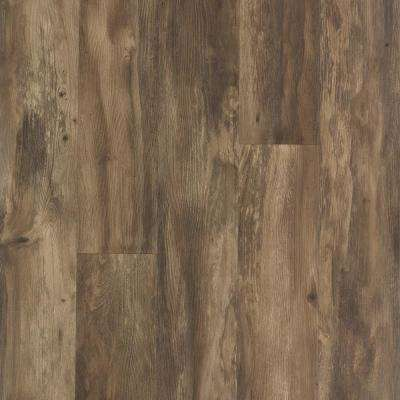 Outlast+ Weathered Grey Wood 10 mm Thick x 7-1/2 in. Wide x 54-11/32 in. Length Laminate Flooring (16.93 sq. ft./case)