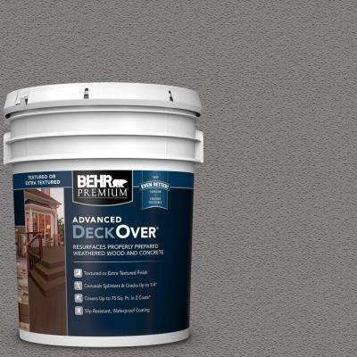 5 gal. #SC-125 Stonehedge Textured Solid Color Exterior Wood and Concrete Coating