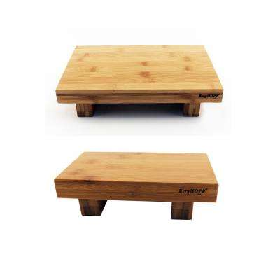 Bamboo 2-Piece Sushi Tray Set