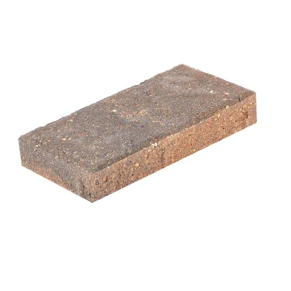 Milano Small 7.75 in. x 4 in. x 1.25 in. Amelia Blend Concrete Paver (960 Pcs. / 207 Sq. ft. / Pallet)