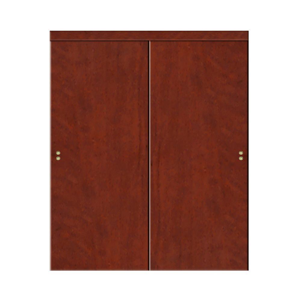 48 X 84 Sliding Doors Interior Closet Doors The Home Depot