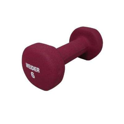 6 lb. Neoprene Dumbbell