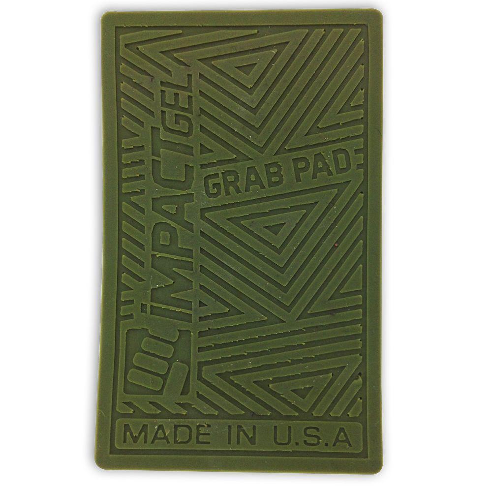 Impact Gel World's Greatest Sticky Grab Pad - Olive Drab