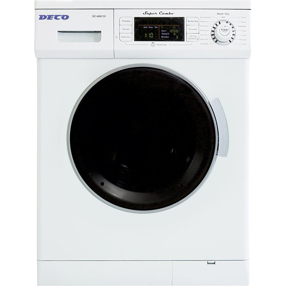 Deco All In One 1200 Rpm Compact Washer And Electric