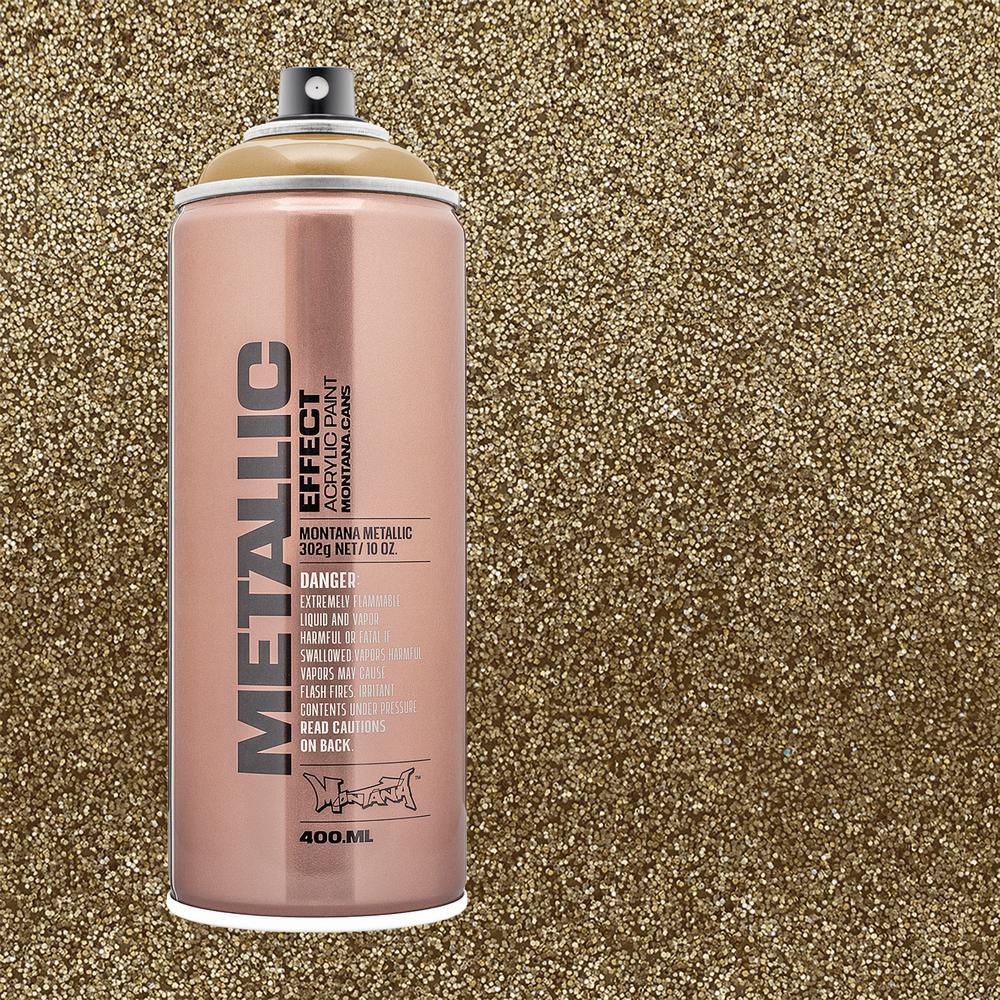 13 oz. EFFECT Metallic Gold Spray Paint