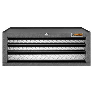 Gladiator Classic Series 26 inch W 3-Drawer Middle Tool Chest by Gladiator