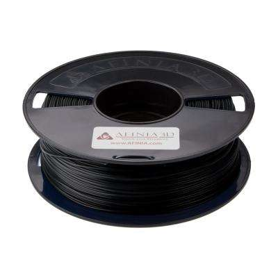Value-Line 1.75 mm Black ABS Plastic 3D Printer Filament (1kg)