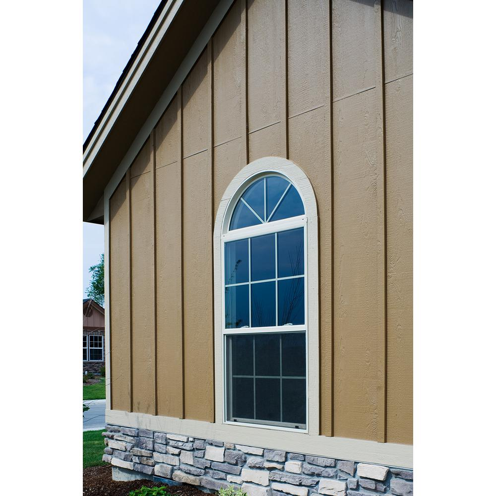 X 96 In Engineered Wood Panel Siding