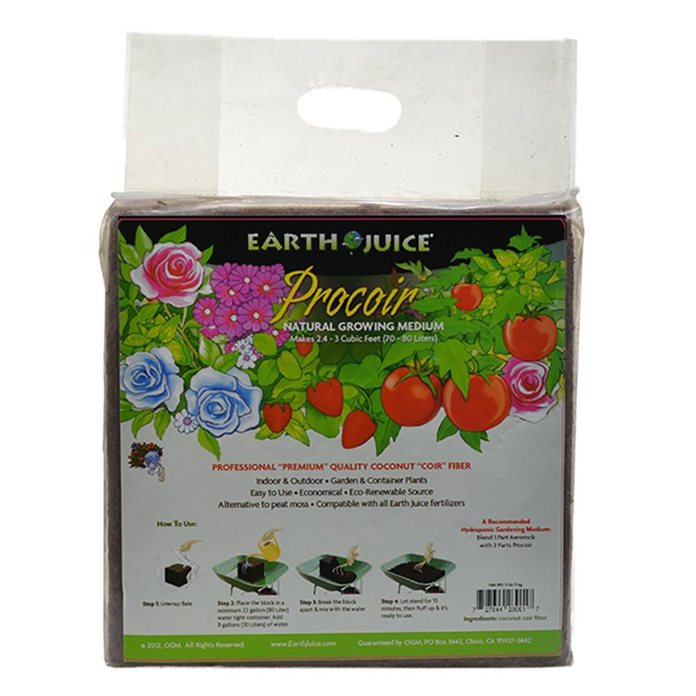 Earth Juice 11 lb. ProCoir Bale