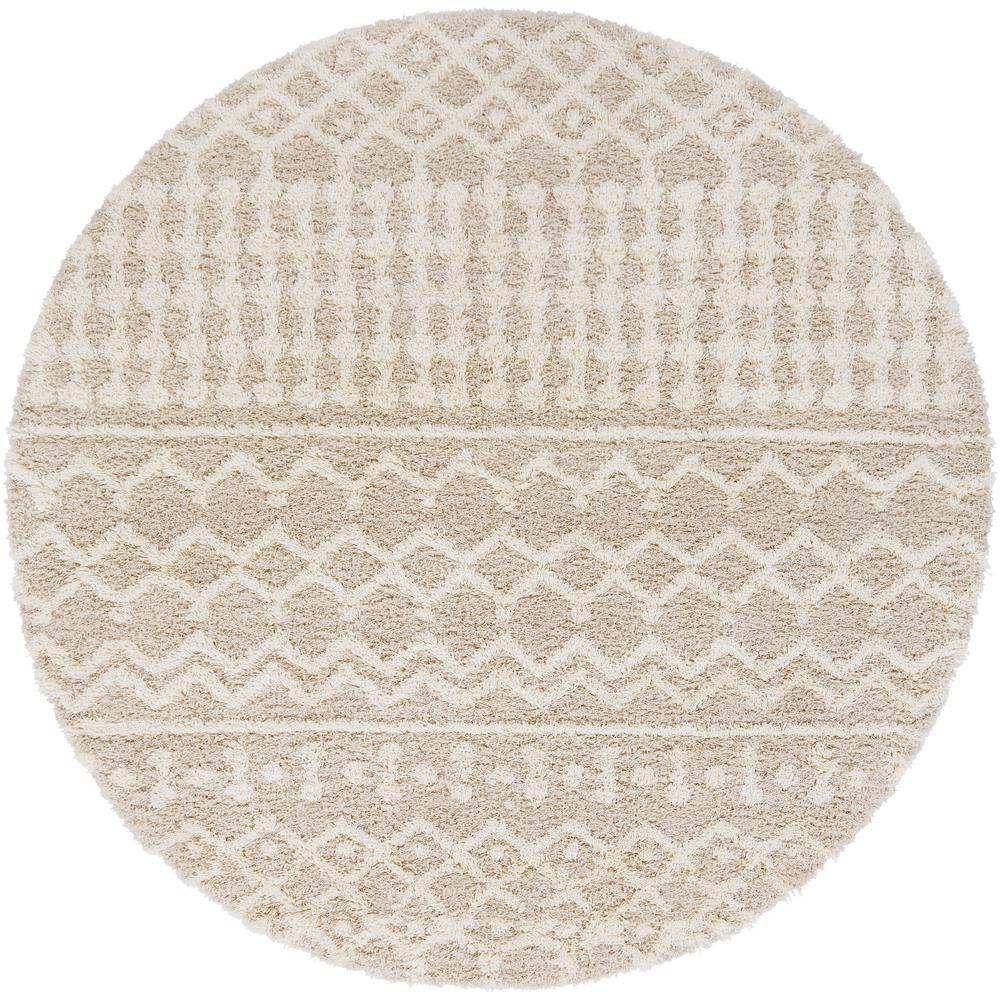 Artistic Weavers Briar Beige 7 ft. 10 in. Round Area Rug was $480.0 now $265.96 (45.0% off)