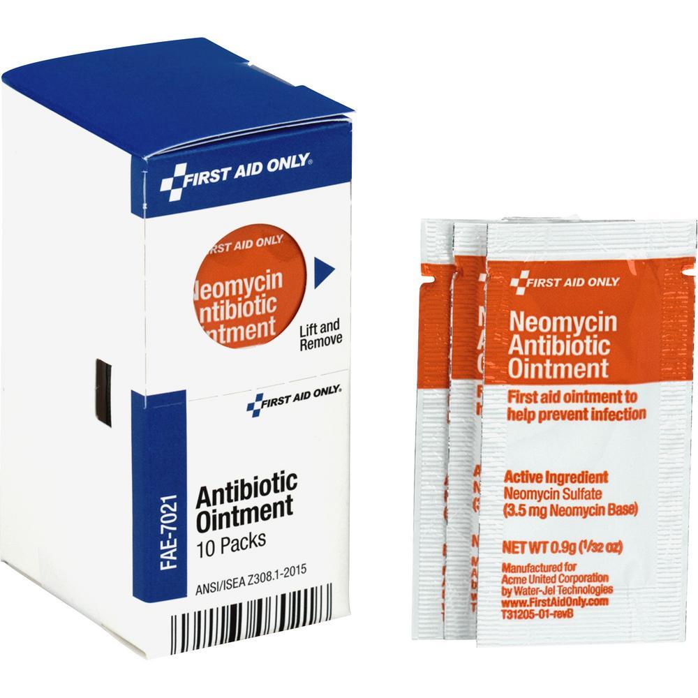 Antibiotic Ointment (10 Per Box)
