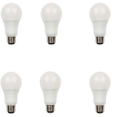 30/70/100W Equivalent Soft White Omni A19 3-Way LED Light Bulb (6-Pack)