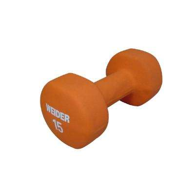15 lb. Neoprene Dumbbell