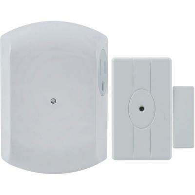 Wireless Door-Activated Light Control with Grounded Receiver