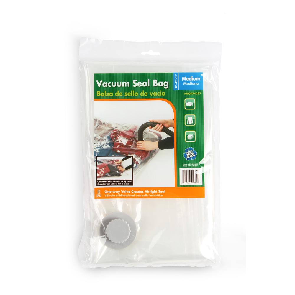 The Home Depot Medium Vacuum Storage Bag