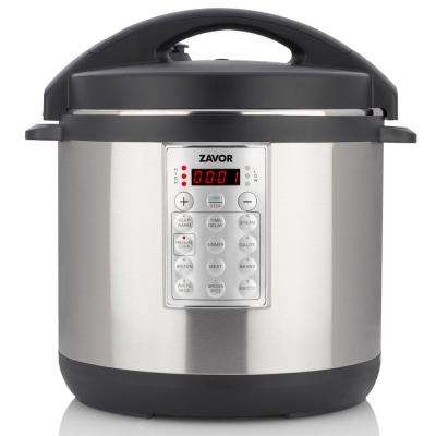 Select 8 Qt. Pressure Cooker