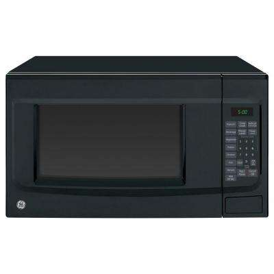 1.4 cu. ft. Countertop Microwave in Black