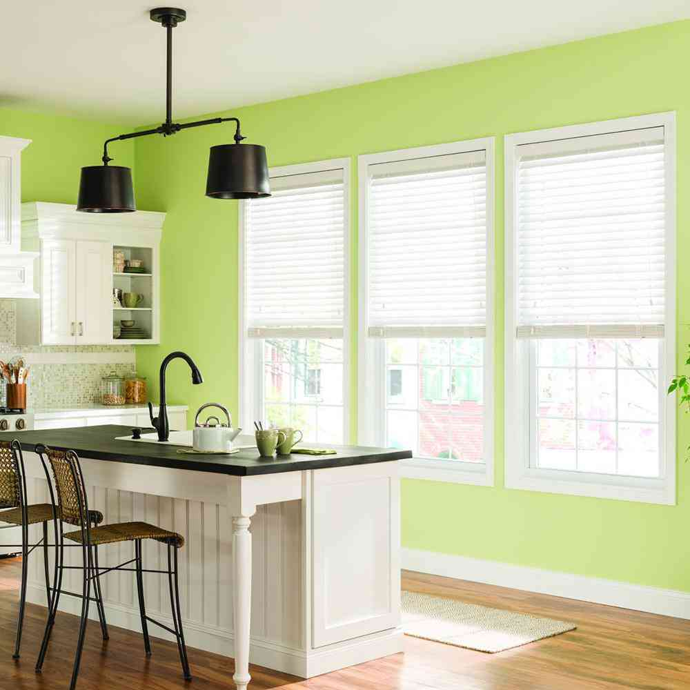 Bali 2-1/2 in. Faux Wood Blinds - Sale: $59.04 USD (20% off)