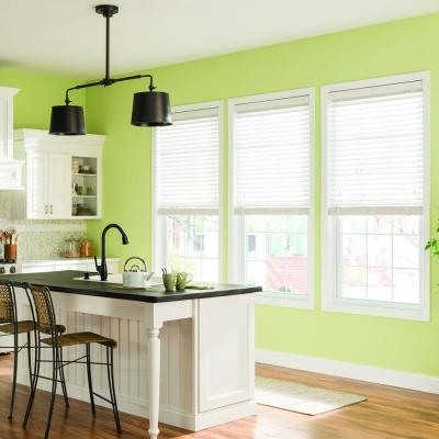 2-1/2 in. Faux Wood Blinds