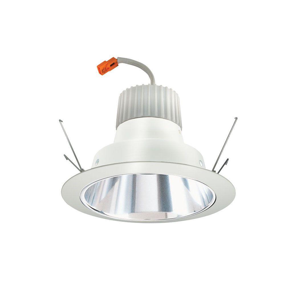 Juno 6 in. Recessed Clear Cone LED Downlight Retrofit Trim Module-J6RL G4 DC 06LM 27K 90CRI 120 FRPC CWH - The Home Depot  sc 1 st  The Home Depot & Juno 6 in. Recessed Clear Cone LED Downlight Retrofit Trim Module ... azcodes.com