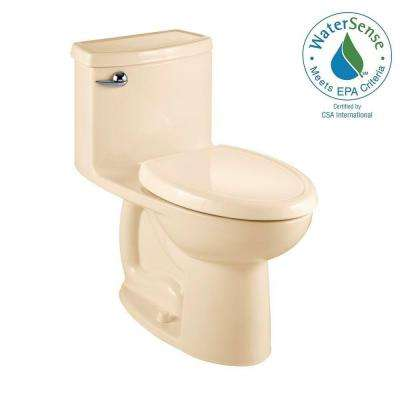 Compact Cadet 3 FloWise 1-piece 1.28 GPF Single Flush Elongated Toilet in Bone