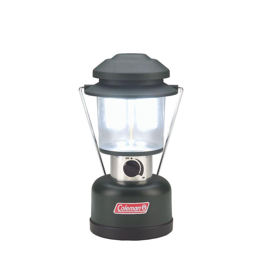 Coleman C002 LED Twin Lantern