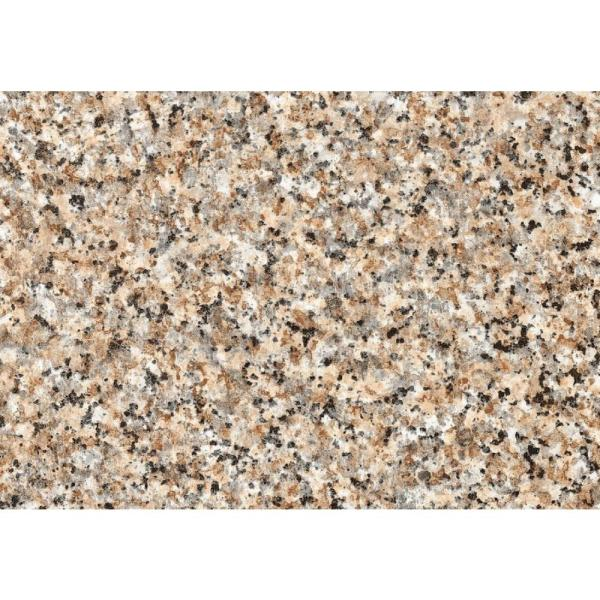 26 in. x 78 in. Granite Beige Self-Adhesive Vinyl Film for Furniture and Door Renovation/Decoration