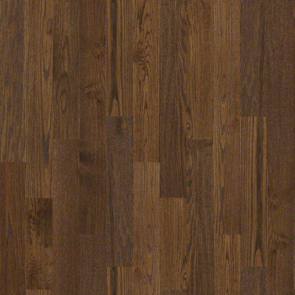 Take Home Sample - Chivalry Oak Golden Chalice Solid Hardwood Flooring - 5 in. x 8 in.