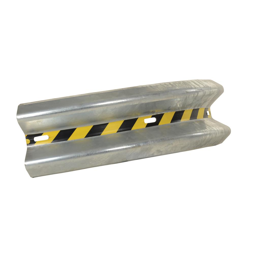 48 in. Curved Guardrail