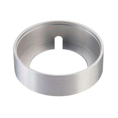Maggie Surface Brushed Aluminum Mount Collar