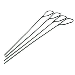 Click here to buy Charcoal Companion Non-Stick Marshmallow Skewers (Set of 4) by Charcoal Companion.