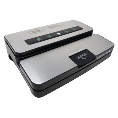 Stainless Steel Vacuum Sealer with Bag Cutter and Holder