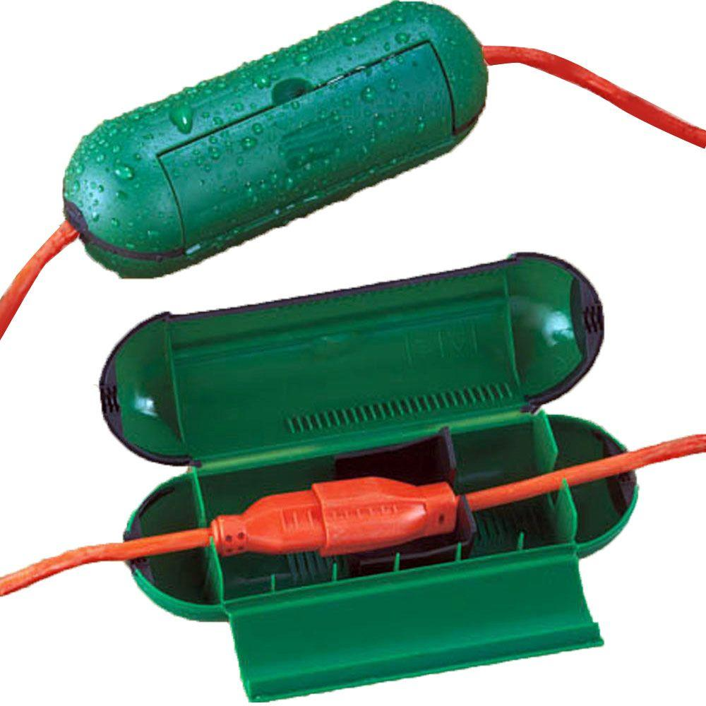 Extension cord safety seal green pack h ext