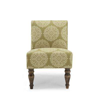 Turner Gabrielle Moss Accent Chair