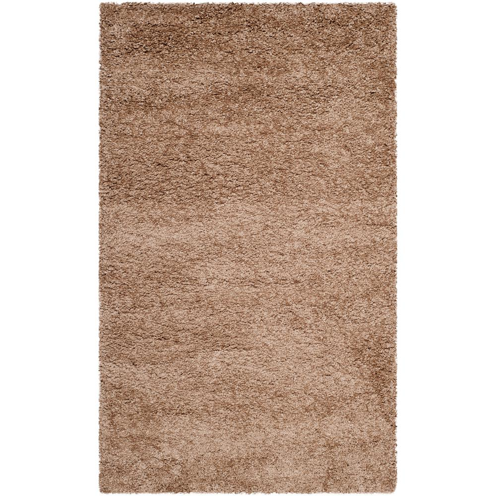 Safavieh Milan Shag Dark Beige 8 Ft X 10 Area Rug