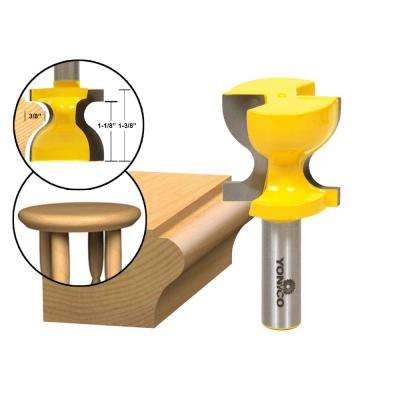 Window Sill 1-3/8 in. L 1/2 in. Shank Carbide Tipped Router Bit