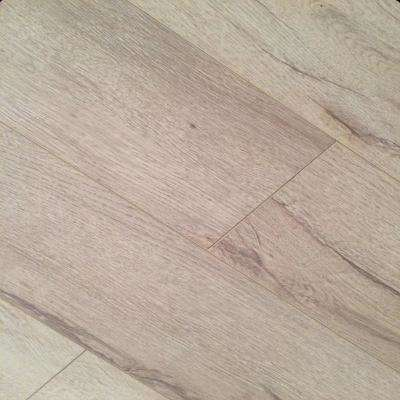 White Oak 12 mm Thick x 4.96 in. Wide x 48 in. Length Click-Locking Laminate Flooring Plank (16.48 sq. ft. / case)