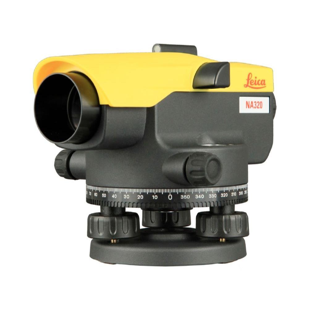 Leica NA320 360 Degree 10 in. Optical Level