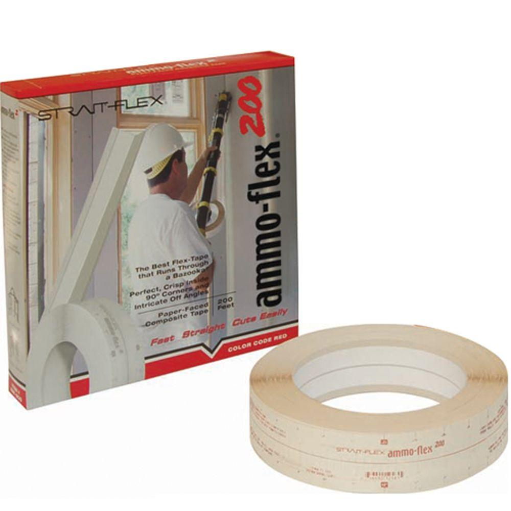 Strait-Flex 2-1/16 in. x 100 ft. Drywall Joint Tape for Bazooka AMF-100
