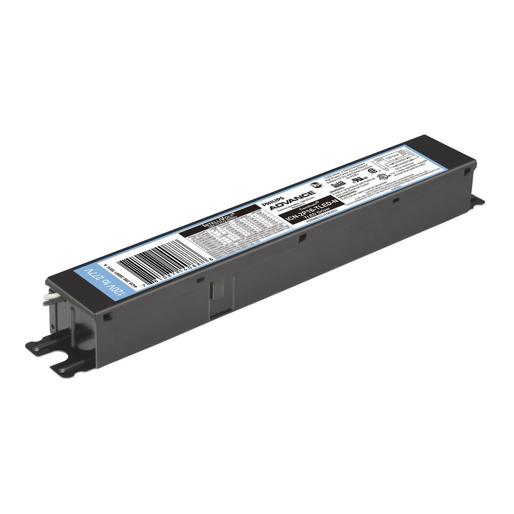 Centium 1 or 2-Lamp T8 LED Electronic Replacement Ballast