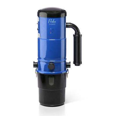 Blue 2 Speed Motor Central Vacuum Power Unit